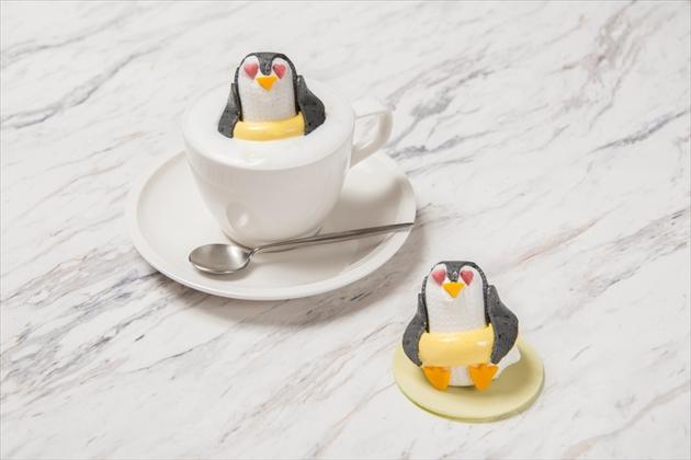 ペンギン マシュマロ